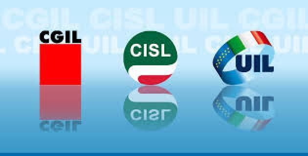 Landini (Cgil), Furlan (Cisl) , Bombardieri (Uil): 'Pronti ad incontrare Draghi'