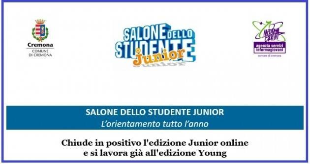 Cremona Chiude in positivo edizione Junior online  e si lavora all'evento Young