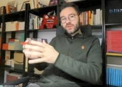 Si è svolto Incontro sulla legalità  con scrittore Gallo-DIOTTI Casalmaggiore