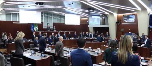 Lombardia Martedì 16 febbraio seduta di Consiglio regionale