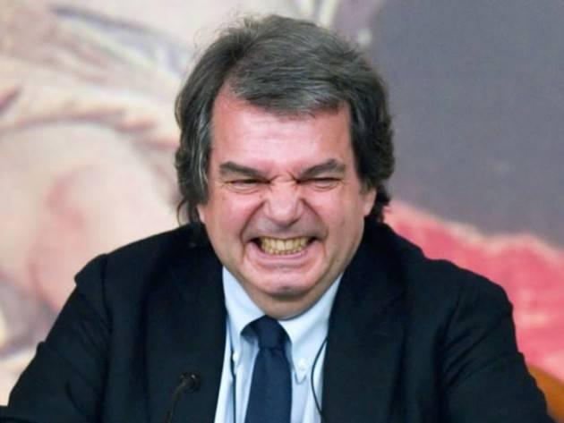 Vincenzo Montuori (CR) Il governo Draghi giura ma Brunetta non va bene