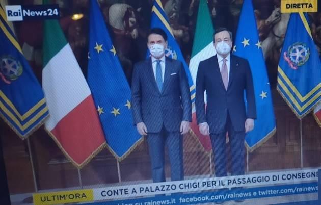 CNA Vaccarino: Apprezziamo governo di responsabilità nazionale.