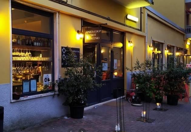 Après-coup Milano: Brunch a San Valentino e libri Adelphi Editore