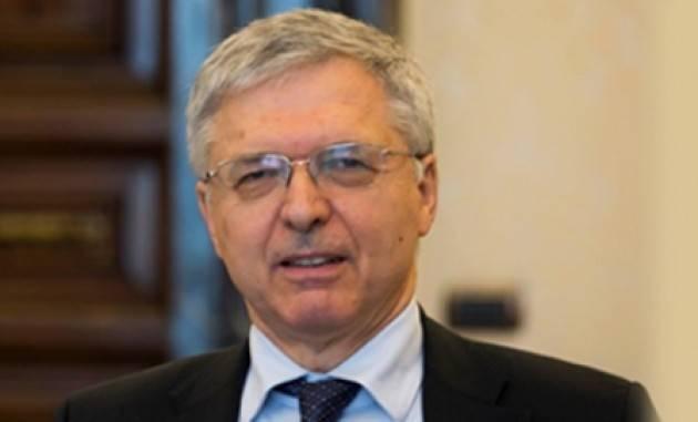 DANIELE FRANCO MINISTRO DELL'ECONOMIA