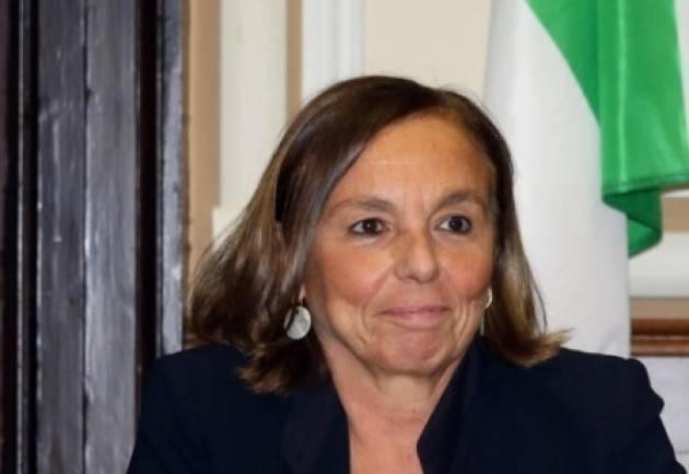 LUCIANA LAMORGESE AL MINISTERO DELL'INTERNO