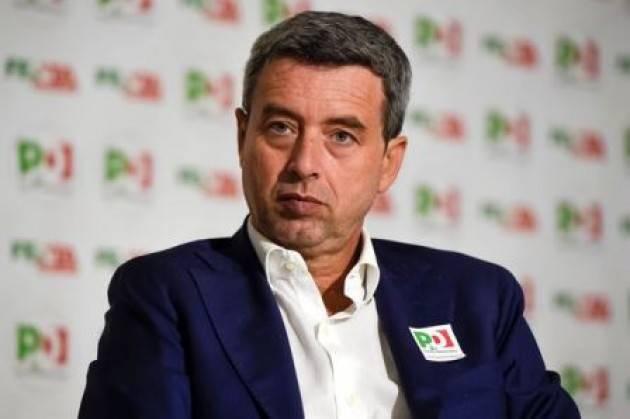 ANDREA ORLANDO MINISTRO DEL LAVORO