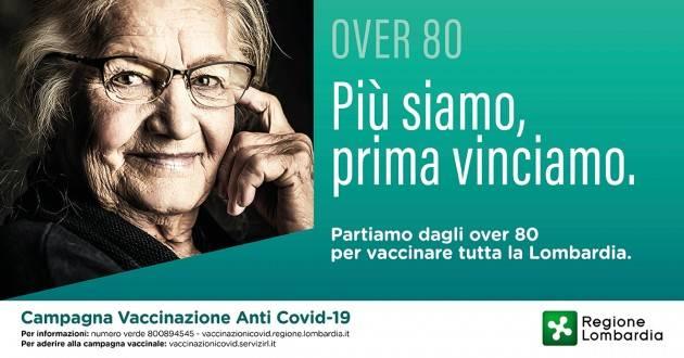 Anche a Cremona partono le vaccinazioni per over 80   Gianluca Galimberti