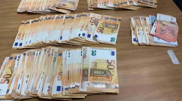 SCOPERTO UN MILIONE DI EURO NON DICHIARATO IN AEREOPORTO