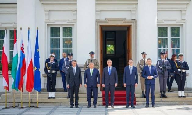 30 anni di Visegrad, alleanza di simili ma diversi
