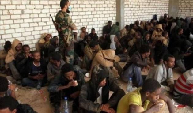 Pianeta Migranti. Società private e governo a processo respingimenti Libia.