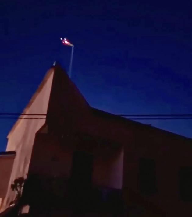 CASTREZZATO (ZONA ROSSA) RICORRE ANCHE AGLI ELICOTTERI - VIDEO
