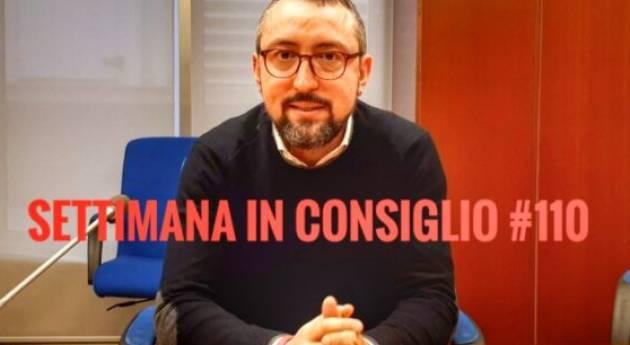 Un anno da quel 21 febbraio di Matteo Piloni (PD) [video]