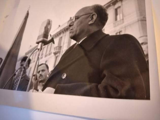CONFERITO ALL'ARCHIVIO DI STATO IL FONDO CARTE DEL PCI CREMONESE   Giuseppe Azzoni