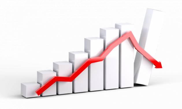 CNA L'impatto  Covid 19 su economia del territorio:Pil 2020 Lombardo -9,8%