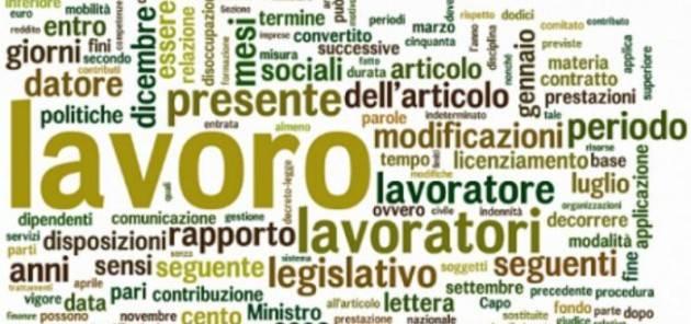 Andamento Mercato del Lavoro: anno 2020   Cisl Asse del Po Cremona-Mantova