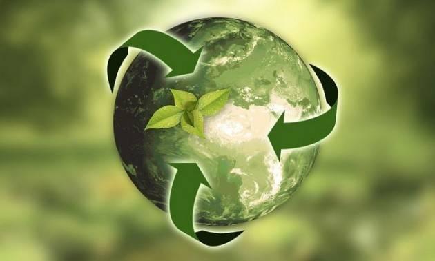 L'economia del pianeta è meno circolare