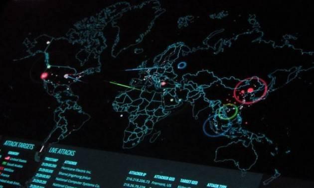 Le guerre del futuro si sposteranno nell'universo internet