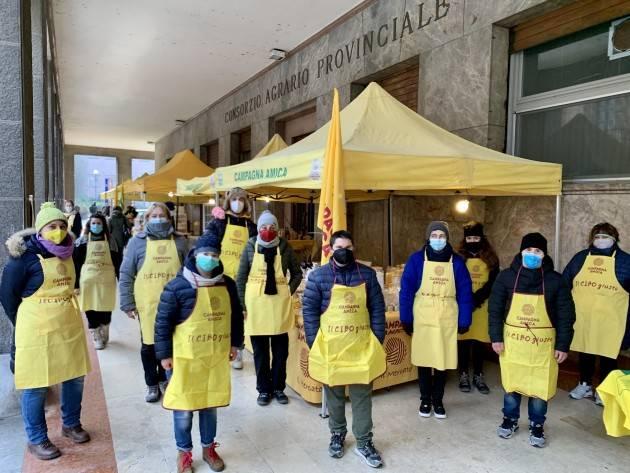 Coldiretti #facciamocosebuone, oggi al mercato di Campagna Amica