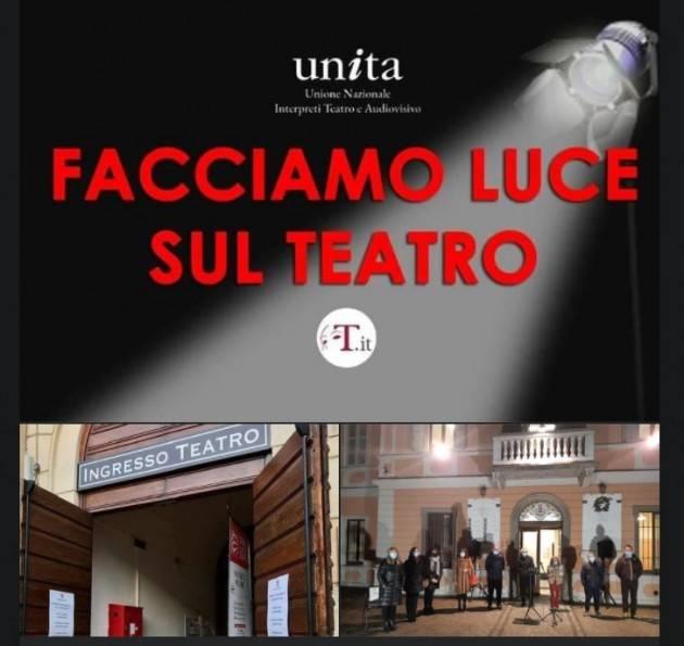 Matteo Piloni (PD):Facciamo luce sui teatri