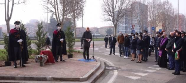 Gabrielli ricorda il capitano Tantimonaco