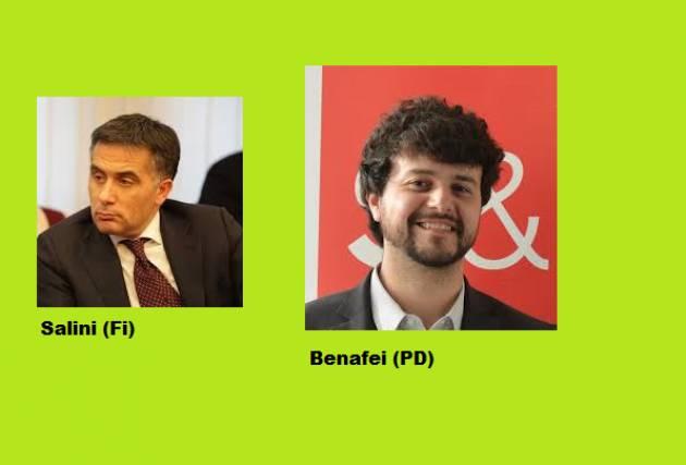 UST Cremona  Europa Gli studenti del Racchetti-Da Vinci parlamentari Salini e Benifei