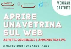 Camera Commercio  Cremona WEBINAR  APRIRE UNA VETRINA SUL WEB