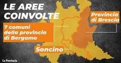 ATS  Val Padana SONCINO ZONA ARANCIONE: RIMODULAZIONE DELLA CAMPAGNA VACCINALE