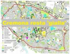 Gianluca Galimberti Cremona resta zona gialla, questa è una buona notizia