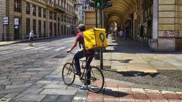 Rider: Landini (Cgil) , da Procura di Milano bella notizia per coesione Paese