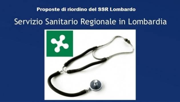 Slide seminario di giunta febbraio 2021 - prime linee guida riordino Ssr Lombardia