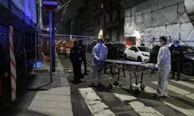Milano: coltellata durante la rapina