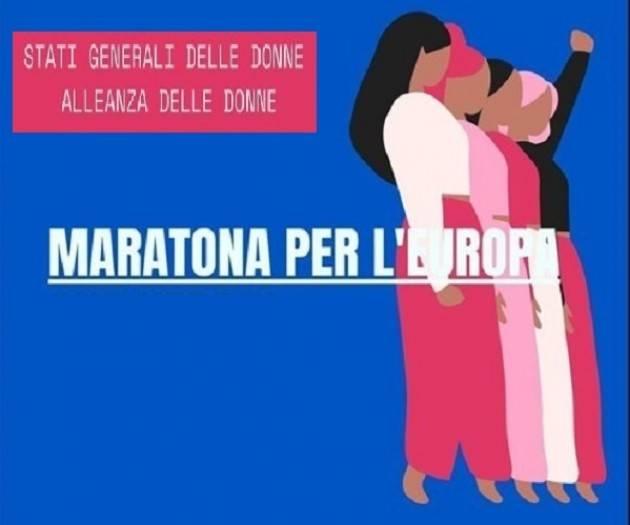 #maratonaperlEuropa 27 febbraio dalle ore 15 alle ore 21