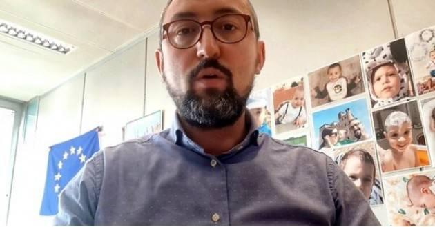 Matteo Piloni (PD) ADESSO L'IMPORTANTE E' VACCINARE! (Video)