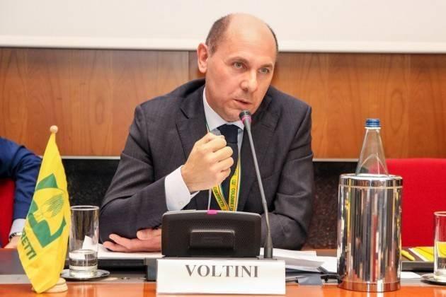 Coldiretti  Agricoltura, Voltini: 'Ripartire mettendo al centro le filiere'