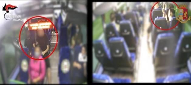 Arrestati sei ventenni responsabili di rapine a giovani viaggiatori