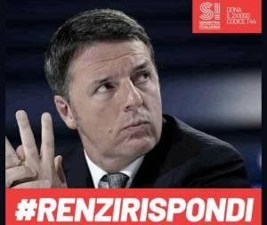 #RenziRispondi di Nicola Fratoianni (Sinistra Italiana)