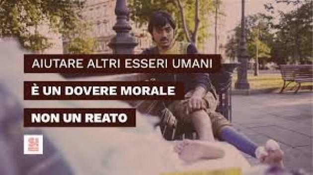 Cremona Pianeta migranti. Di nuovo la solidarietà diventa un reato (Video)
