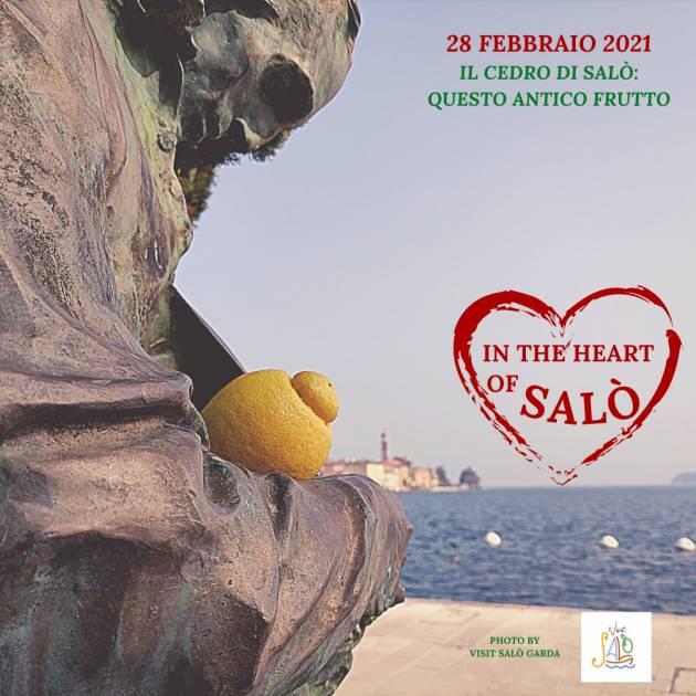In the heart of Salò, rubrica nel cuore della capitale del Garda bresciano