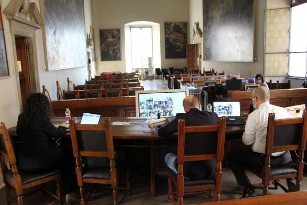 Cremona Resoconto sintetico del Consiglio comunale del 1° marzo 2021