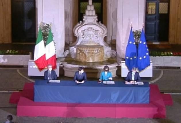 Covid-19, conferenza stampa Gelmini-Speranza del 2 marzo 2021 (diretta)