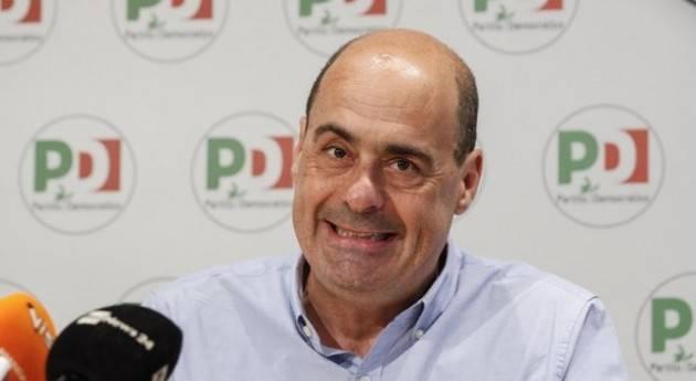Nicola Zingaretti: Nelle prossime ore mi dimetto da segretario del Pd