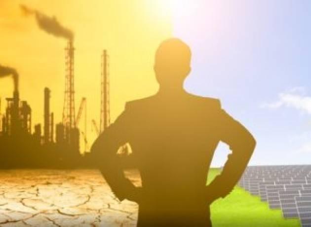 L'Europa alla sfida della transizione ecologica