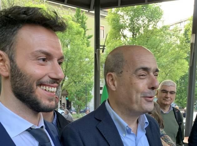 Dimissioni Zingaretti  Santo Canale (PD) : Auspico che rimanga, basta con gli attacchi
