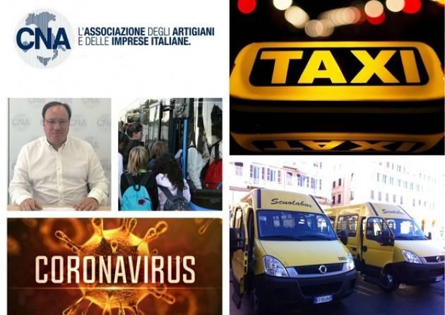 Iniziativa Cna e Confartigianato.Vai a vaccinarti in taxi Sconto 20% per fiera.