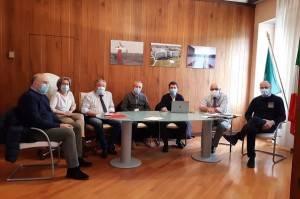 ASST NUOVO OSPEDALE CREMONA Incontro fra sindaco Galimberti e direttore Rossi