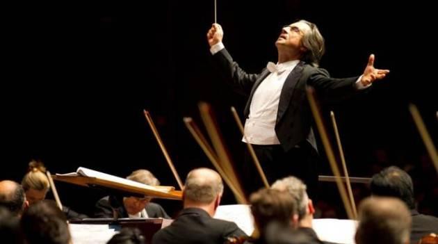 A Bergamo concerto evento di Riccardo Muti