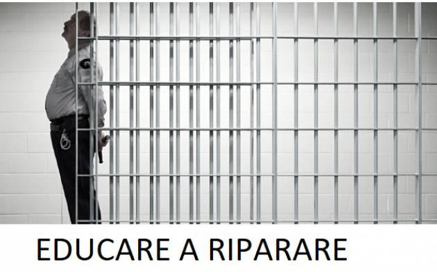 EDUCARE A RIPARARE | VINCENZO ANDRAOUS,  PAVIA