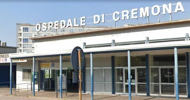 Nuovo Hosp Cremona Tutti contenti?Ma che ci mettiamo dentro? Ed il territorio?