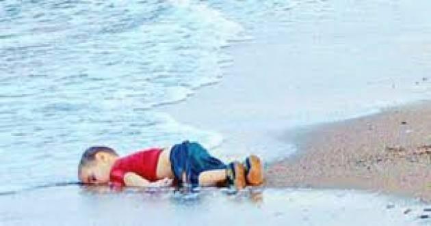 Cremona Pianeta Migranti. Nel nome di Alan e di tutti i bimbi annegati in mare.