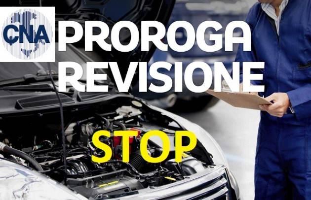 CNA Lombardia chiede a Draghi  lo stop alle continue proroghe revisioni auto